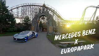 MERCEDES BENZ x EUROPAPARK // Cinematic FPV in 4K Ultra HD