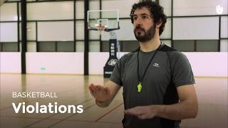 Basketball Violations   Basketball