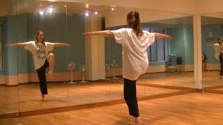 香音先生のダンスレッスン~股関節のストレッチ~のサムネイル画像