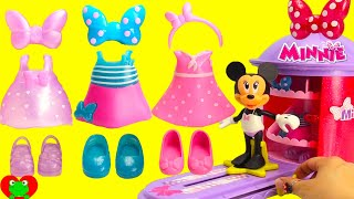 Disney Minnie Mouse Fashion Magic Turnstyler Mix And Match