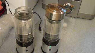 Setting Up and Using the High Rich Hydrogen Water Machine