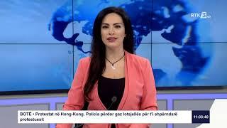 RTK3 Lajmet e orës 11:00 05.06.2020