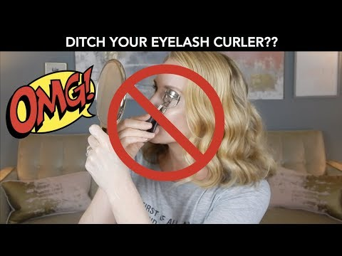 LASH CURLING MASCARA? | Rimmel Super Curler Mascara  Review | skip2mylou