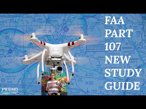 FAA Part 107 Study Guide - How I Failed And Passed 2 Weeks Later ...