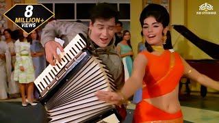 Aaj Kal Tere Mere Pyar Ke Charche   Brahmachari (1968)   Shammi Kapoor   Mumtaz   Pran   Hindi Song
