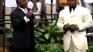 BEFORE THE SCANDAL Neil Ellis Prophecy for Eddie Long and New Birth Missionary Baptist Church
