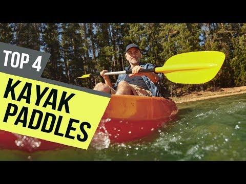 4 Best Kayak Paddles 2019 Reviews