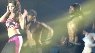 Cheryl Cole Ghetto Baby Manchester