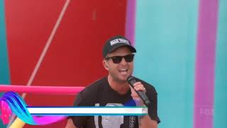 OneRepublic   Counting Stars + Rescue Me (Teen Choice Awards)