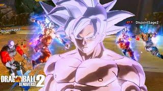 Ultra Instinct Goku RETURNS! Vs Jiren & Gogeta In The Tournament of Power!