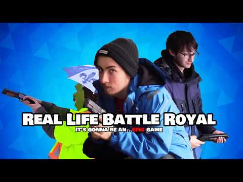 Real Life Battle Royal: It's gonna be an... EPIC game (Official Steam Trailer) thumbnail