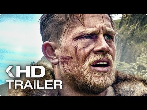 KING ARTHUR Trailer German Deutsch (2017) Mp3