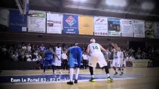 preview picture of video 'Essm Le Portel (Highlights) - Orchies'