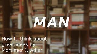 Book Series - How to think about great ideas: Man