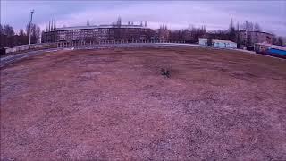 Полёт квадрокоптера iDrone i3hs + съёмка с камеры