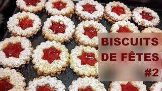 Biscuits de fêtes #2: Spitzbuben