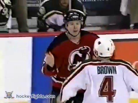 Turner Stevenson vs Brad Brown