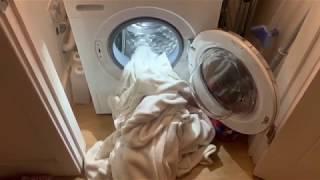 Miele Washing Mashing Machine and Dryer: Throw Wash and Dry
