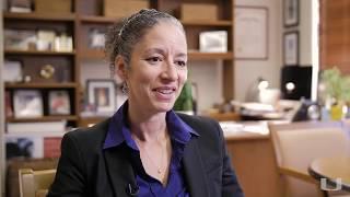 Dean Laura Kohn-Wood, School of Education and Human Development