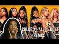 CHLOE x HALLE - DO IT REMIX REACTION ft. Doja Cat, City Girls & Mulatto