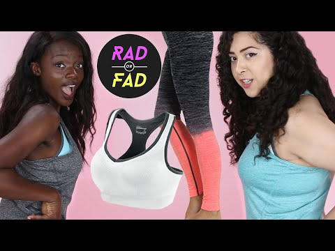 Women Try Amazon's Best-Selling Workout Clothes
