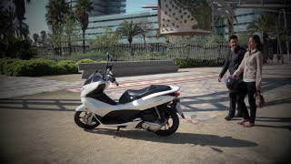 preview picture of video 'Motos - PCX vídeo'