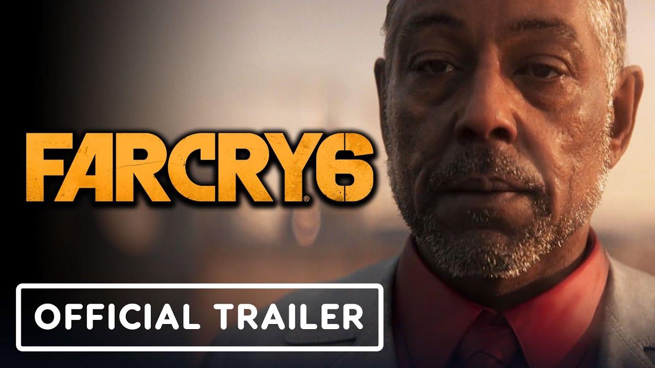 Кинематографический трейлер игры Far Cry 6