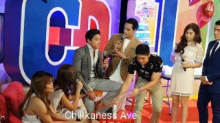 KathNiel on ASAP Chill Out Star Magic Anniversary