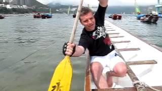 Dragon Boat Paddling Technique