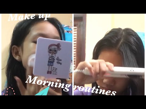 EP7||qMorning routines ສະບັບນຸ້ນເອງຈ້າ~~~||NOUN Channel