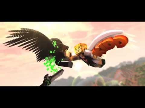 18 intro kidd wings minecraft animation melhorei