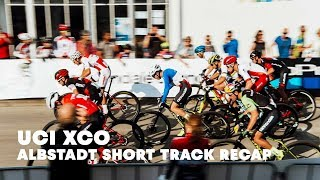 UCI MTB 2018: The first ever men short track XCO race in the World Cup.