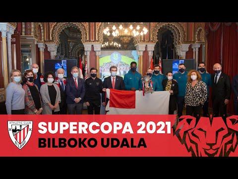 🔴 LIVE | Recibimiento Supercopa 2021 Athletic Club I Ayuntamiento