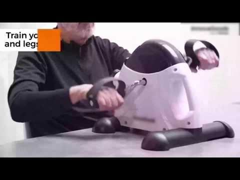 Best under desk bike Pedal Exerciser for arms and legs [ October 2019]