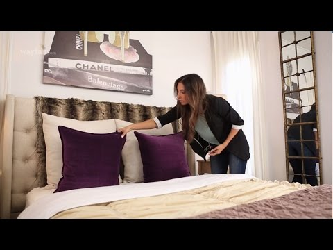 How to Make the Most Luxurious Bed