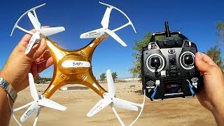 Bolon K901 Steel Ranger Drone Flight Test Review