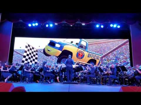 The Music Of Pixar, Cars