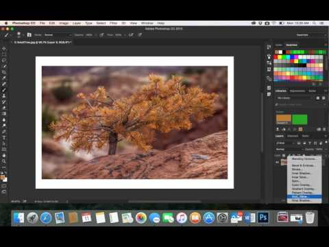 43-Adobe PhotoShop CC| Layer Style