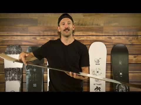 Ride MTN Pig Snowboard- Men's 2019 Review