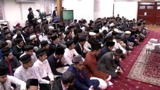2015 (Waqifin-e Nau Khuddam – 12. Dezember)