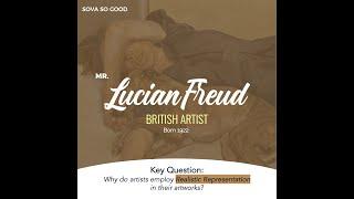Case Study 4: Lucian Freud