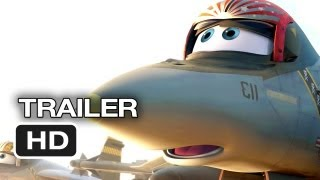 Official Teaser Trailer - Planes