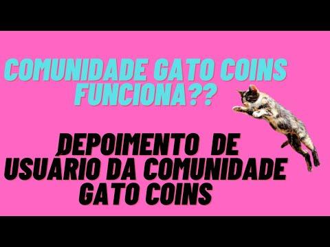 Comunidade gato coins Funciona??/Depoimento de aluna da comunidade Gato coins