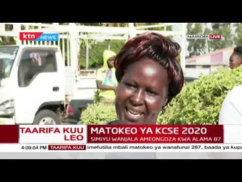 MBIU YA KTN: Kenya High, Kagumo High na Moi Kabarak washerehekea matokeo ya mtihani wa KCSE
