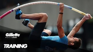 Pole Vault Technique with Damien Inocencio | Gillette World Sport