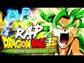 DRAGON BALL SUPER BROLY RAP | PORTA | REACCIONANDO
