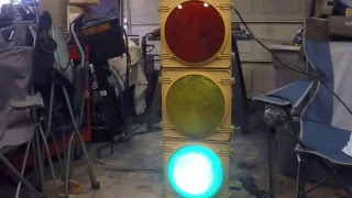 RS10 Traffic Light Signal Control Sequencer Install, Operation, and Review