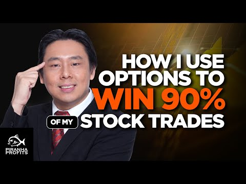 How I Use Options to Win 90% of My Stock Trades