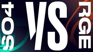 S04 vs. RGE - Week 4 Day 1 | LEC Spring Split | Schalke 04 vs. Rogue (2020)