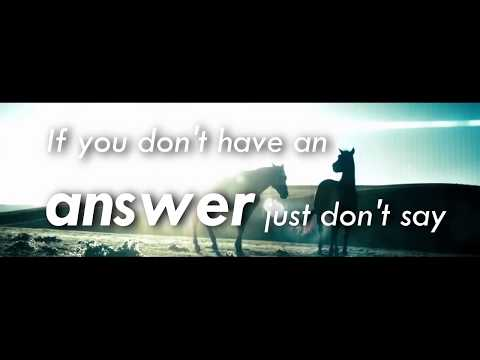 Rihanna - Answer (Lyric Video)